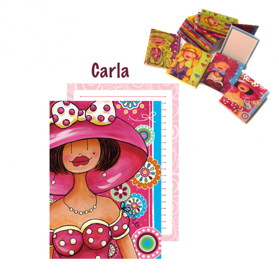 "Livret de notes ""Carla"""