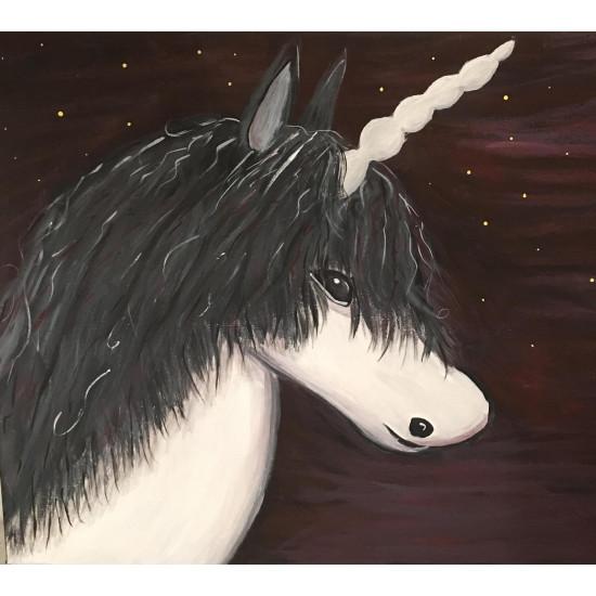 Lundi 5 mars, 8h-12h - Licorne à Colo ou dragon - Atelier pour enfants