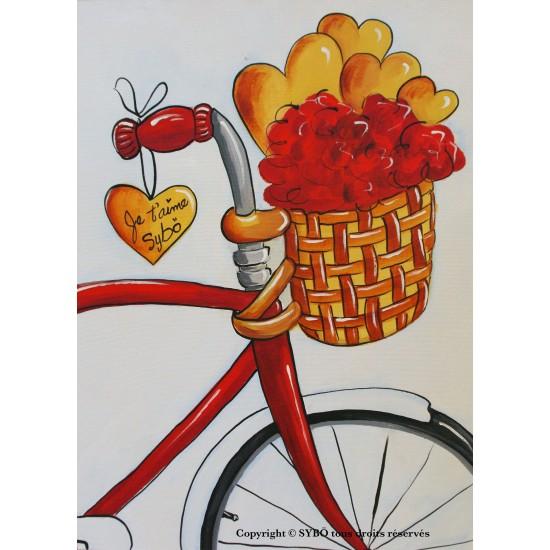 Mon vélo bonheur