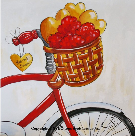 Mon gros bicycle