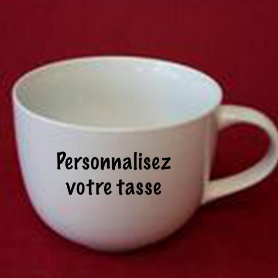 Tasse à personnaliser (format latté)
